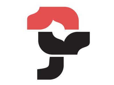 Rose classic simple graphic illustration design rose bold logo designer