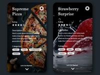 Recipe App - Daily UI