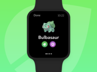 Pokedex - Apple Watch