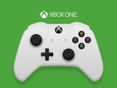 XBOX ONE Controller - Sketch App microsoft game video console app sketch one xbox controller