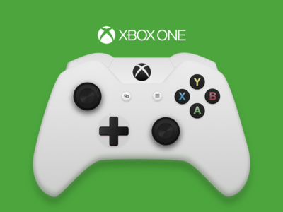 XBOX ONE Controller - Sketch App