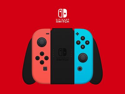 Nintendo Switch Controller - Sketch App app sketch con joy grip console controller switch nintendo