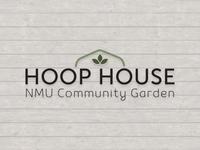 NMU Hoop House Logo