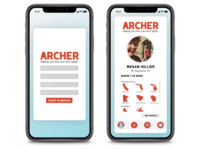 Archer App Approach #1