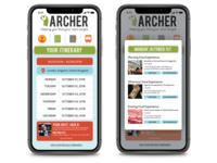 Archer App Approach #3