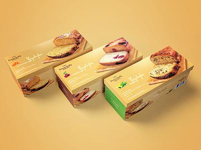 Cake package sweet cake packaging branding design