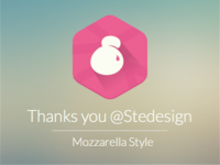 Thanks you @Stedesign