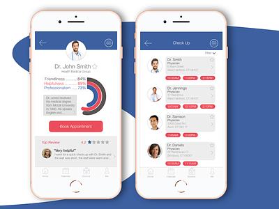 Medical App tri-fold type mobile simple lettering illustrator graphic design clean brand identity brand marketing sketch