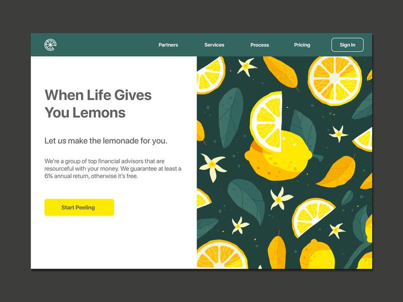Lemons rebound