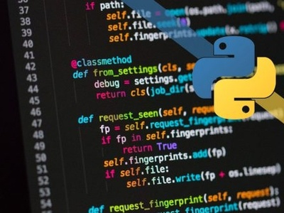 Python programming for Data Science and Machine Learning software development custom software development