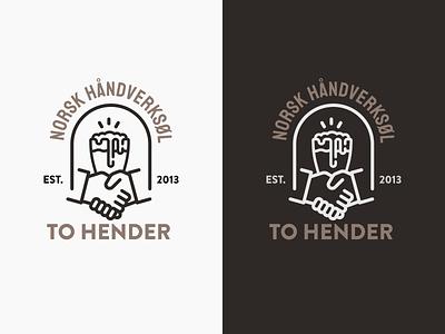 To Hender Brand Identity visual identity design systems ui logo rebrand logo illustration design system branding agency branding brand identity brand
