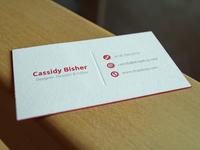 DropDrop Studios - Business Cards