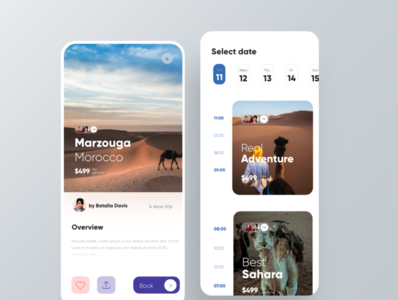 Travel app creative app design uidesign minimal interface ux interaction design ui design interaction