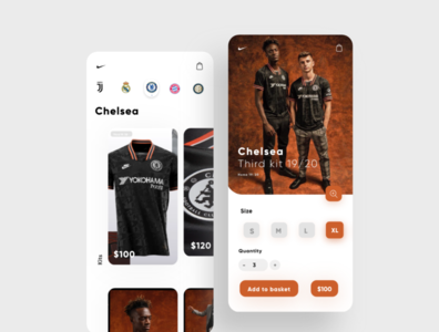 Chelsea app uidesign app design app ux ui interaction design minimal interface interaction design
