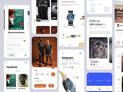 2019 Apps minimal interface interaction design interaction application 2019 apps screen uiux ui creative freelance design uxdesign uidesign app design apps design