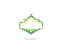 Mosque Community Logo