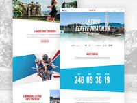 Geneva Triathlon Homepage
