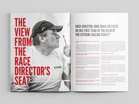 Extreme Magazine 2018 • Race Director Spread