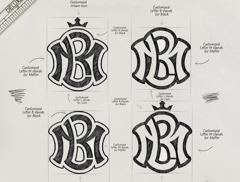 BLM FOR #blacklivesmatters logodesigns illustration logogrid logoinspirations logodose logo-showcase branding logodesign logoawesome logoexpose
