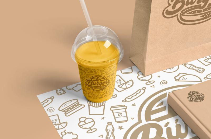 EAE Burger Packaging typography illustration customlogo logomaker identity logodesigns logonew brand logodose logosai logogrid logoimport branding design logo-showcase logoinspirations logoexcellent logodesign logoexpose logoawesome