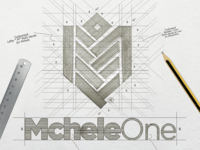 MCHELE ONE | M1 | Monogram