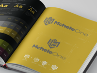 BRAND GUIDELINE PRESENTATION FOR MCHELE ONE