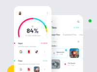 Storage Cleaner App