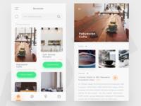 Exploration - Coffee App