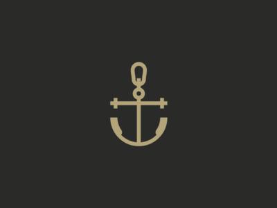 Anchor anchor logotype logo challenge thirtylogos