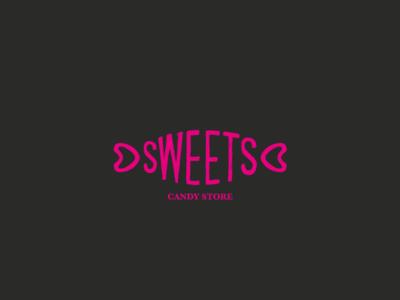 Sweets sweets logotype logo challenge thirtylogos