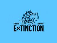 Extinction Brewery Branding