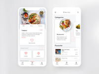 Restaurants & lifetime App