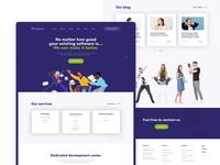 Codetiburon Corporate Website Redesign