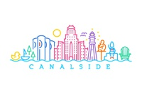 canalside logo