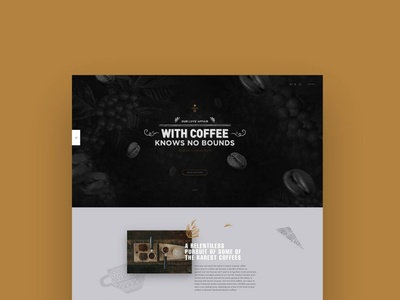 #Web Redesign - Starbucks Reserve