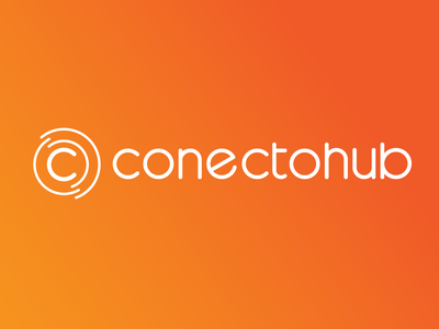 Conectohub Logo graphic design logo