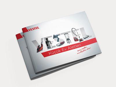 Kitchen & Home Appliances Catalog Design catalog design print design