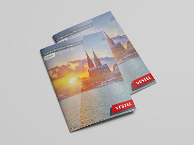 Living Kitchen Brochure Design brochure design print design