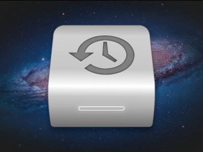 WD My Book Studio II Time Machine Folder Icon icon folder icon mac
