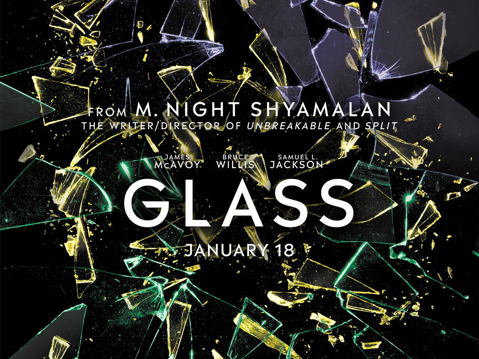 Glass Movie Poster movie poster poster graphic design
