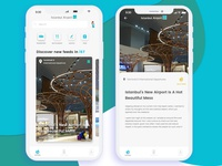 IST Mobil App Corporate (for airport personel)