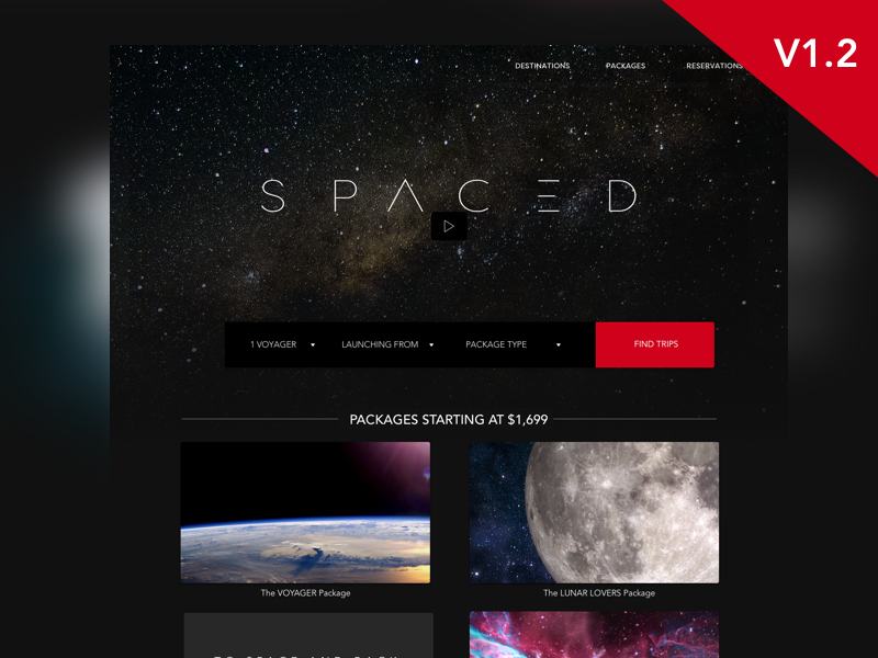 SPACED Landing Page (Revised)