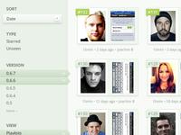Lookback Web UI