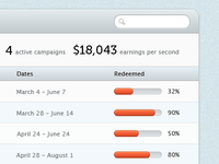 Campaign UI #2