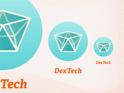 Dextech logo logo brand