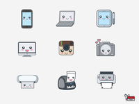 Device Icon Collection