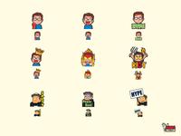 Boy Twitch Emotes