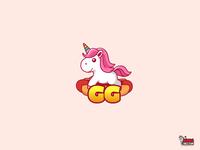 Unicorn Cute Emote
