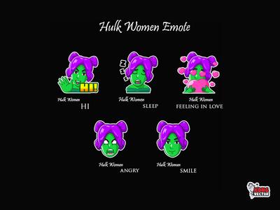 Hulk Women