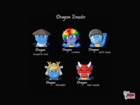 Dragon Twitch Emotes